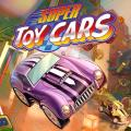 Super Toy Cars PlayStation 4 Front Cover