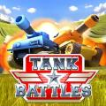 Tank Battles PlayStation 3 Front Cover
