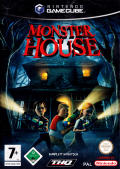 Monster House GameCube Front Cover