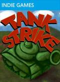 Tank Strike Xbox 360 Front Cover