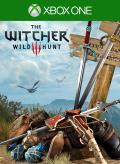 The Witcher 3: Wild Hunt - New Game + Xbox One Front Cover 1st version