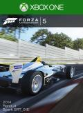 Forza Motorsport 5: 2014 Renault Spark SRT_01E Xbox One Front Cover 1st version