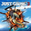 Just Cause 3 PlayStation 4 Front Cover