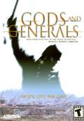Gods and Generals Windows Front Cover