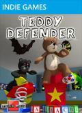 Teddy Defender Xbox 360 Front Cover