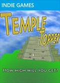 Temple Topper Xbox 360 Front Cover