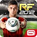 Real Football 2012 Android Front Cover