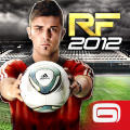 Real Football 2012 iPad Front Cover