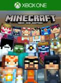 Minecraft: PlayStation 4 Edition - Skin Pack 3 Xbox One Front Cover