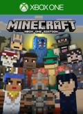 Minecraft: Xbox One Edition - Skin Pack 6 Xbox One Front Cover