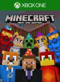 Minecraft: Xbox One Edition - 2nd Birthday Skin Pack Xbox One Front Cover 1st version