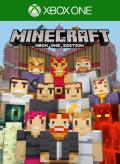 Minecraft: Xbox One Edition - 3rd Birthday Skin Pack Xbox One Front Cover