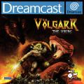 Völgarr the Viking Dreamcast Front Cover