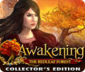 Awakening: The Redleaf Forest (Collector's Edition) Macintosh Front Cover