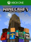 Minecraft: PlayStation 4 Edition - Minecon 2015 Skin Pack Xbox One Front Cover 1st version