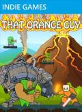 That Orange Guy Xbox 360 Front Cover