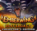 Emberwing: The Lost Legacy (Collector's Edition) Macintosh Front Cover