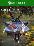 "The Witcher 3: Wild Hunt - New Quest: ""Where the Cat and the Wolf Play..."" Xbox One Front Cover 1st version"