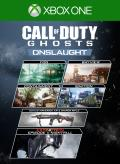 Call of Duty: Ghosts - Onslaught Xbox One Front Cover 1st version