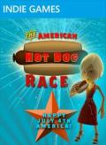 The American Hot Dog Race Xbox 360 Front Cover