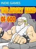 The Angry Hand of God Xbox 360 Front Cover