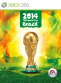 2014 FIFA World Cup Brazil Xbox 360 Front Cover