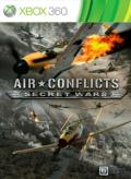 Air Conflicts: Secret Wars Xbox 360 Front Cover