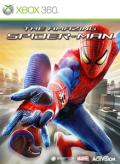 The Amazing Spider-Man Xbox 360 Front Cover