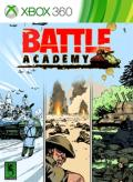 Battle Academy Xbox 360 Front Cover