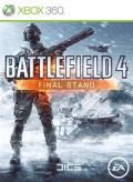 Battlefield 4: Final Stand Xbox 360 Front Cover