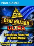 Beat Hazard Ultra Xbox 360 Front Cover
