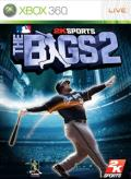 The Bigs 2 Xbox 360 Front Cover