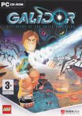 Galidor: Defenders of the Outer Dimension Windows Front Cover