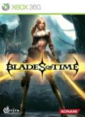 Blades of Time Xbox 360 Front Cover