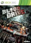 Blood Drive Xbox 360 Front Cover