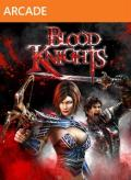 Blood Knights Xbox 360 Front Cover
