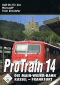 ProTrain 14: The Main-Weser Train - Kassel-Frankfurt Windows Front Cover