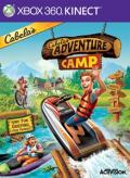 Cabela's Adventure Camp Xbox 360 Front Cover
