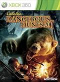 Cabela's Dangerous Hunts 2011 Xbox 360 Front Cover