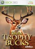 Cabela's Trophy Bucks Xbox 360 Front Cover