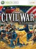 Civil War: Secret Missions Xbox 360 Front Cover
