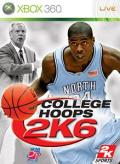 College Hoops 2K6 Xbox 360 Front Cover