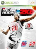 College Hoops NCAA 2K8 Xbox 360 Front Cover