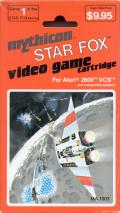 Star Fox Atari 2600 Front Cover