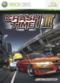 Crash Time III Xbox 360 Front Cover
