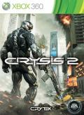 Crysis 2 Xbox 360 Front Cover