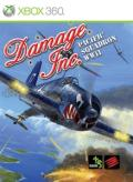 Damage Inc.: Pacific Squadron WWII Xbox 360 Front Cover