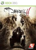 The Darkness II Xbox 360 Front Cover