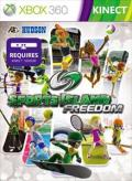 Deca Sports: Freedom Xbox 360 Front Cover
