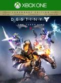 Destiny: The Taken King - Legendary Edition Xbox One Front Cover 1st cover